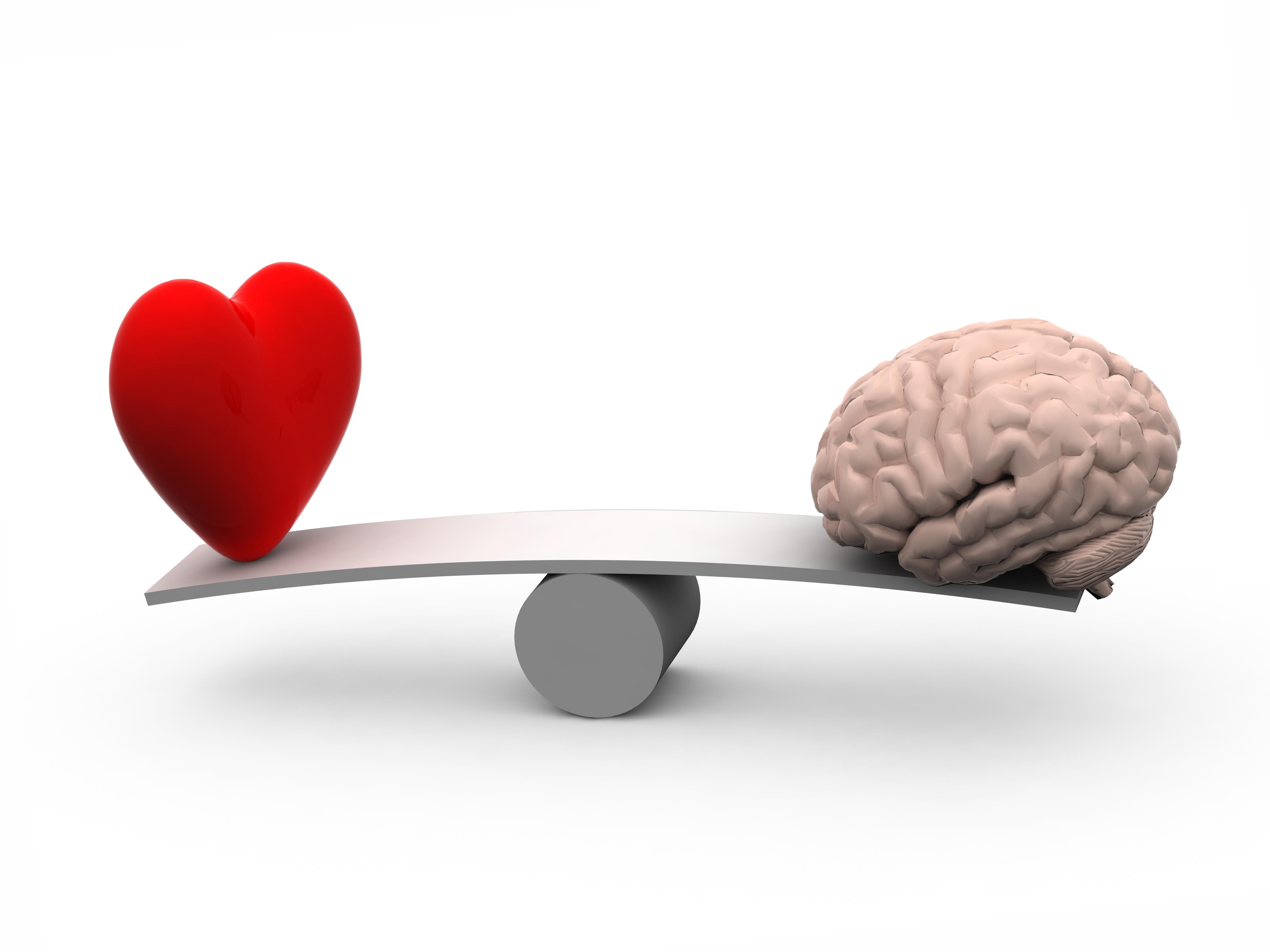 Mintea ocroteste inima